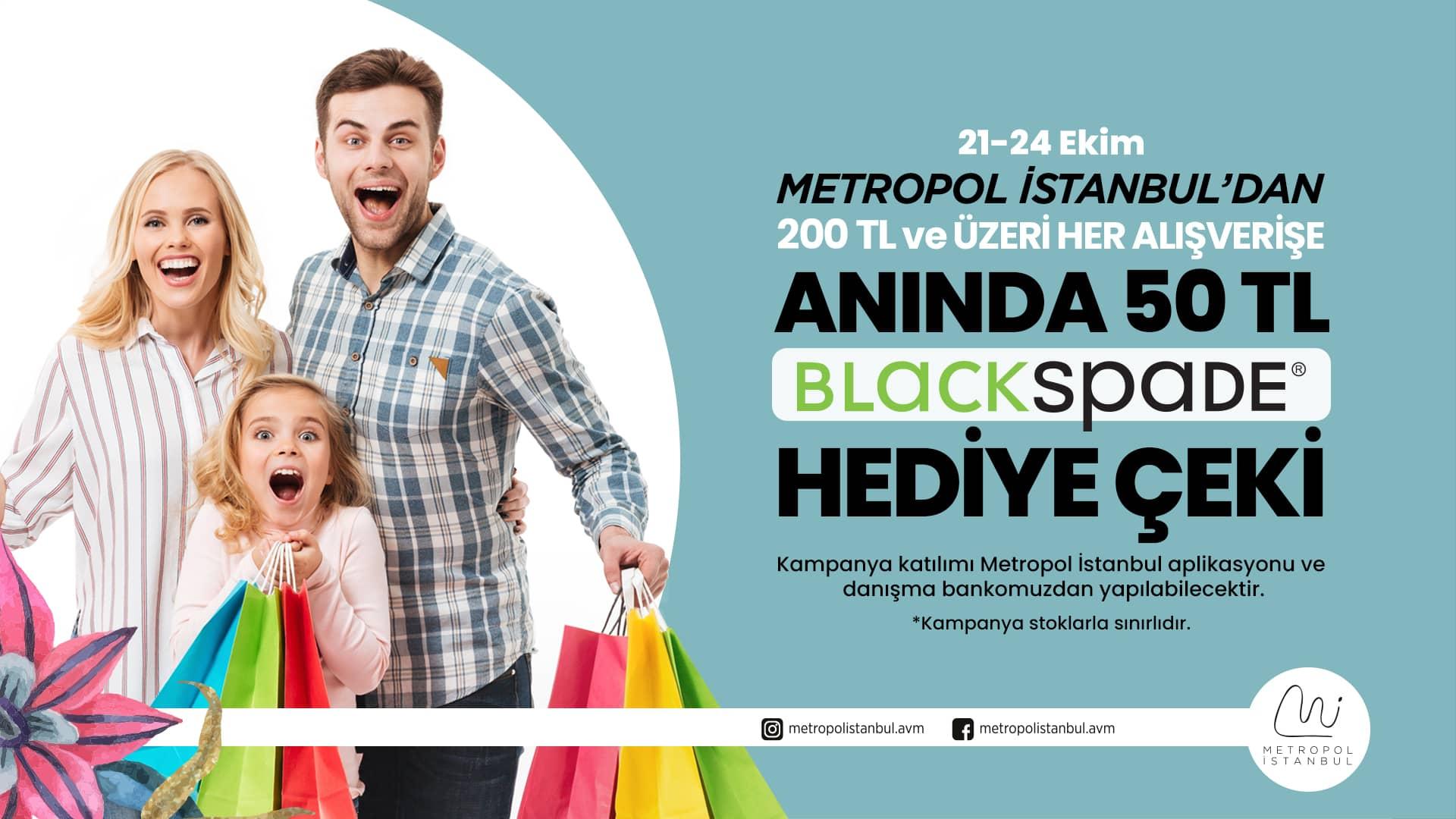 Metropol İstanbul'dan Harika Bir Hediye Çeki Fırsatı!